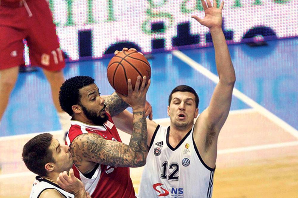 Partizan i Zvezda ipak ne žele da istupe iz ABA lige