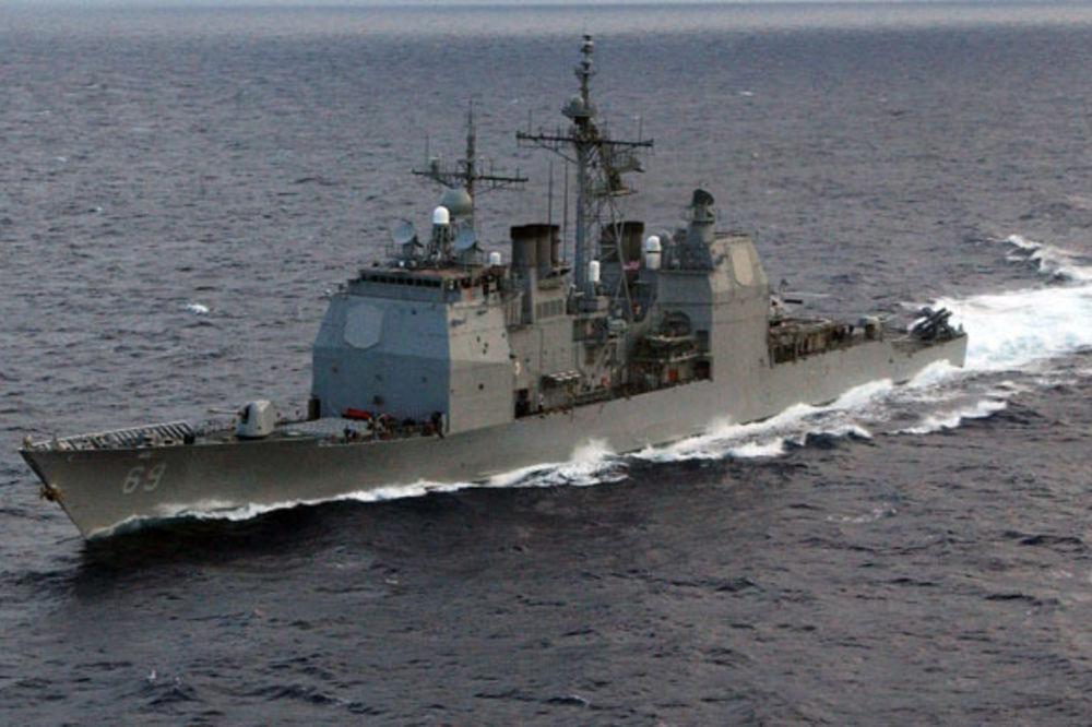 RASTE NAPETOST: NATO flotila počela manevre u Crnom moru
