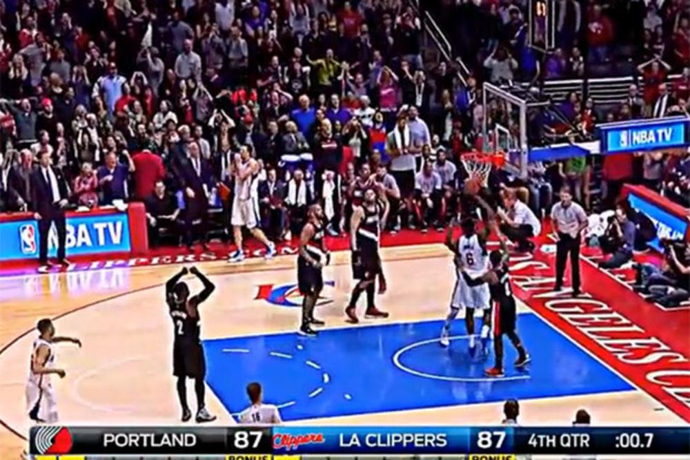 (VIDEO) Pogledajte najveću glupost u istoriji NBA lige