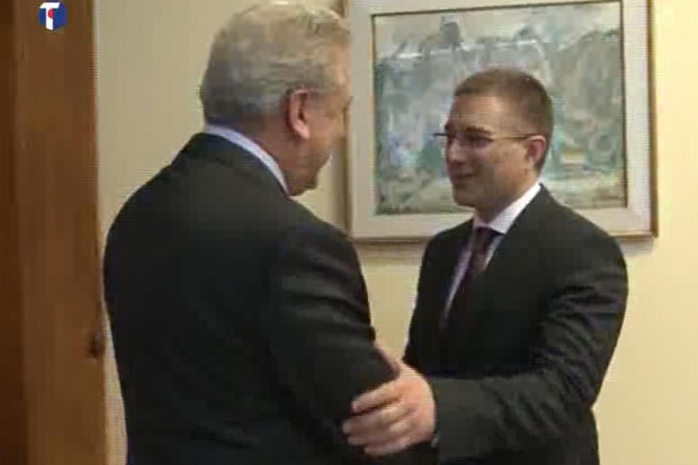 Stefanović:Potrebno pojačati kontrolu granice s Mađarskom