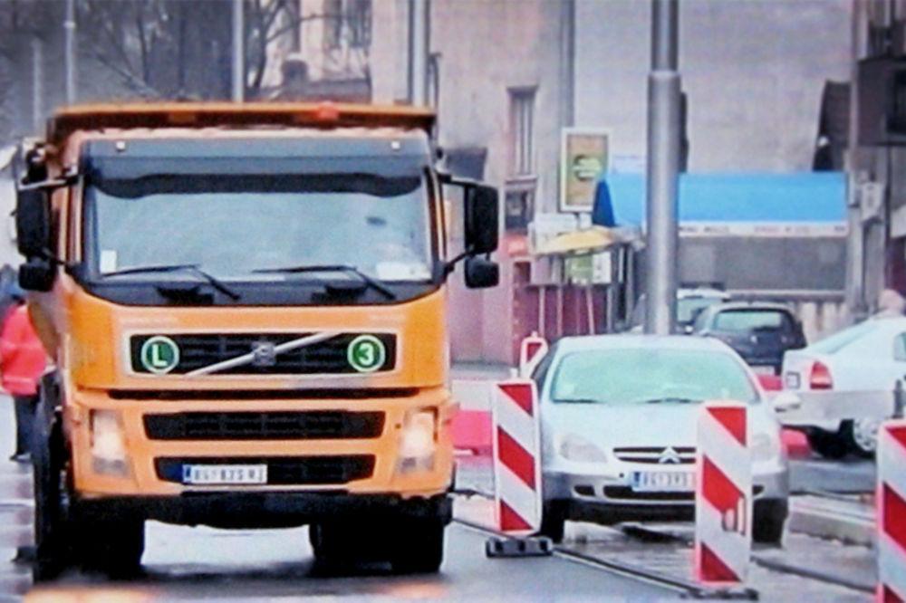 Vesić: Deo Vojvode Stepe otvoren za saobraćaj
