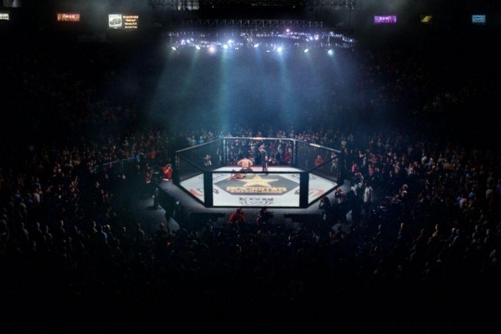KRVAVI OBRAČUN MMA BORACA: Moje lice je poslednje što ćeš videti