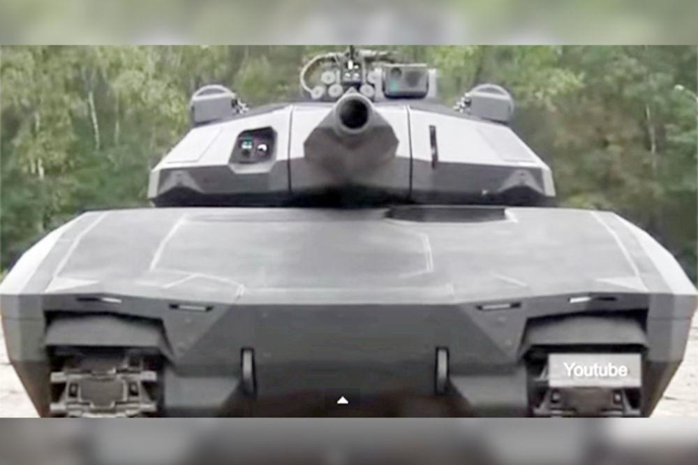 (VIDEO) POLJACI NAPRAVILI NEVIDLJIVI TENK: PL-01 bolji i od američkog abramsa