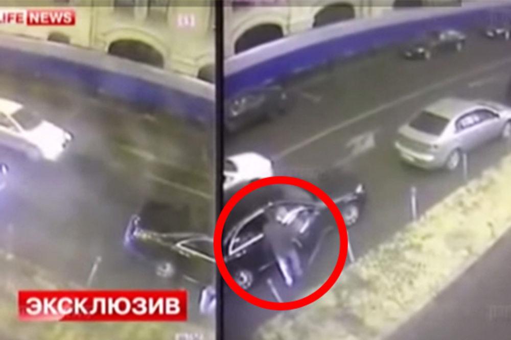 (VIDEO) ONI SU LIKVIDIRALI BORISA NEMCOVA: Snimak dvojice ubica pušten u etar!