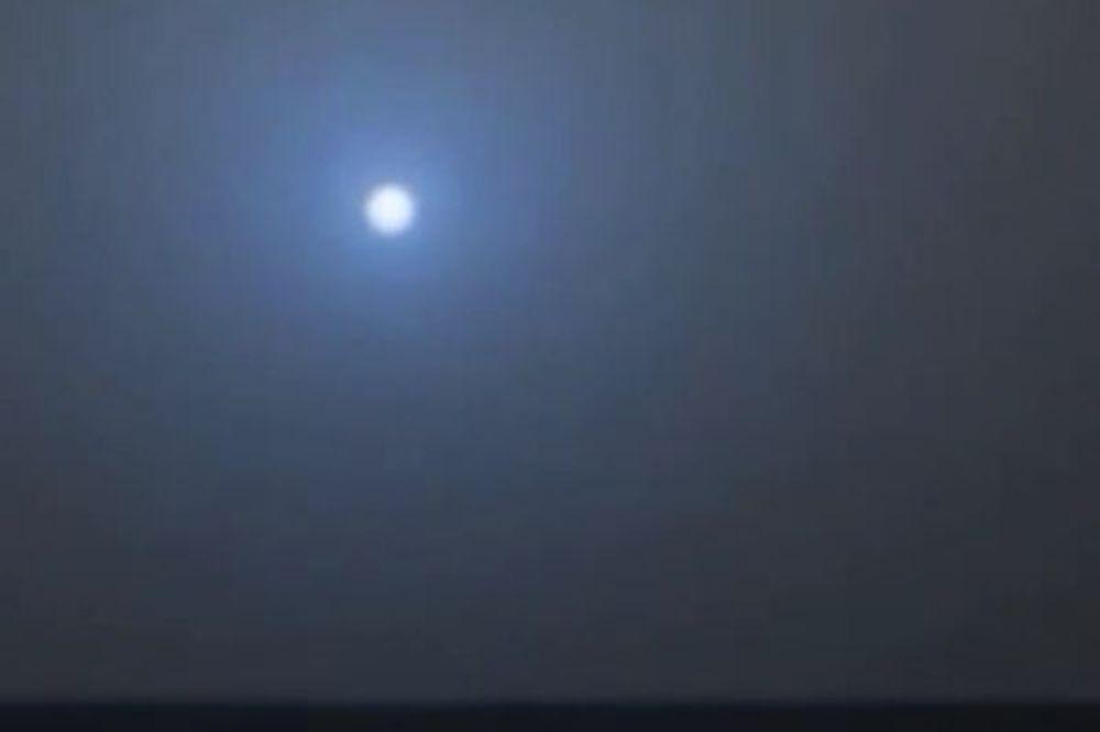 Ovako izgleda zalazak sunca na Marsu