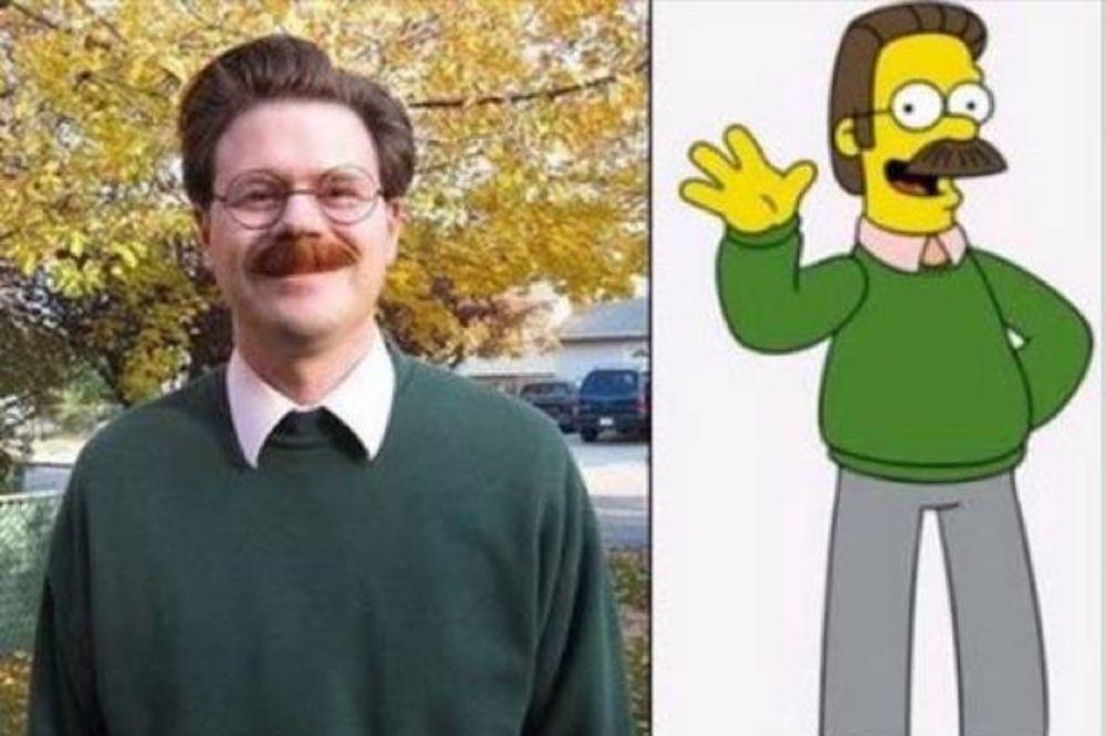 (FOTO) DA LI VERUJETE SVOJIM OČIMA? Ovi ljudi su isti kao likovi iz crtanih filmova!