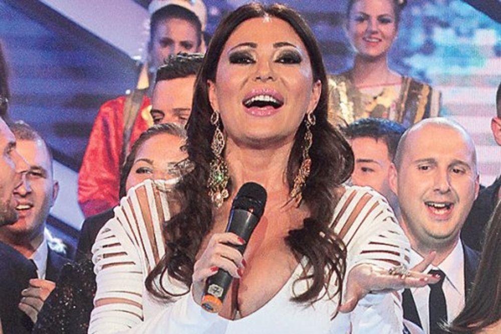 Ceca zbog kiše odložila koncert u Zaječaru