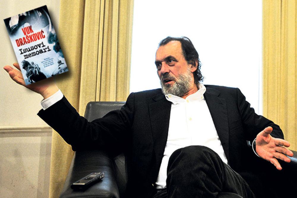Vuk Drašković objavio novu knjigu: Očekujem da će me razapeti kao Isusa!
