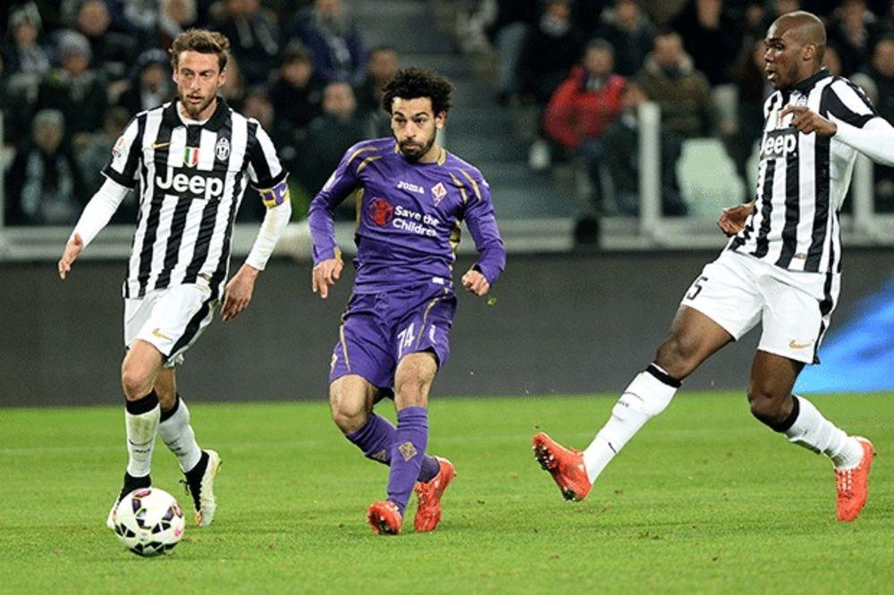 (VIDEO) EGIPĆANIN SRUŠIO ŠAMPIONA: Fiorentina kaznila opuštanje Juventusa