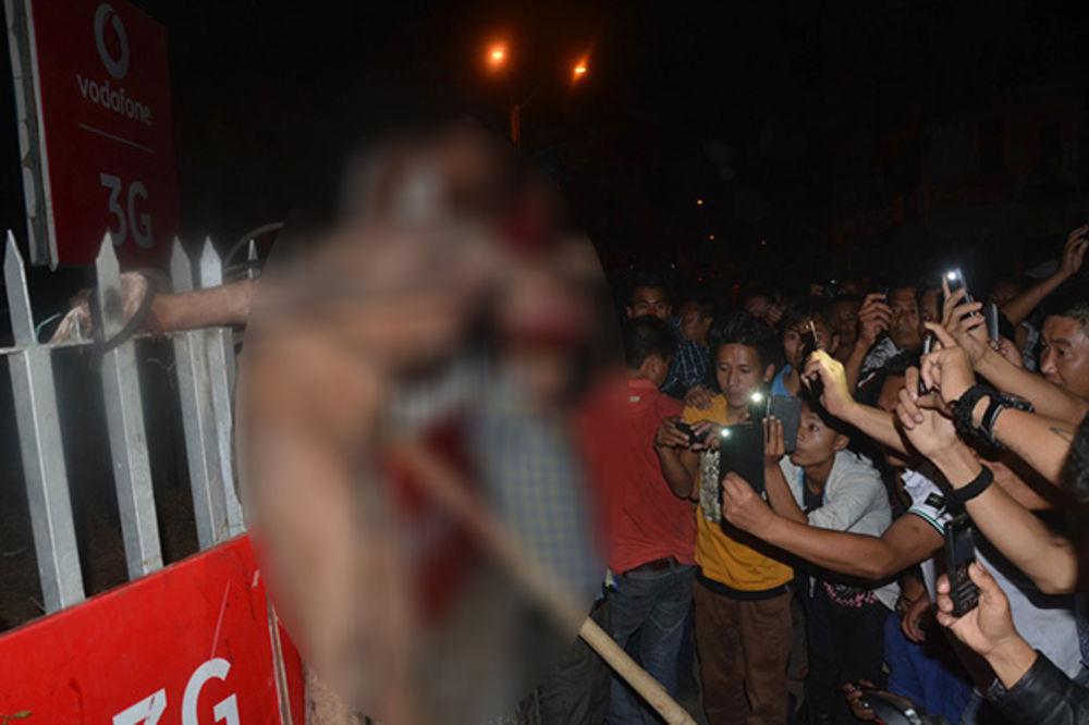 SILOVATELJ JE TUČEN I KAMENOVAN DO SMRTI: Masa mu je presudila na ulici! (UZNEMIRUJUĆE)