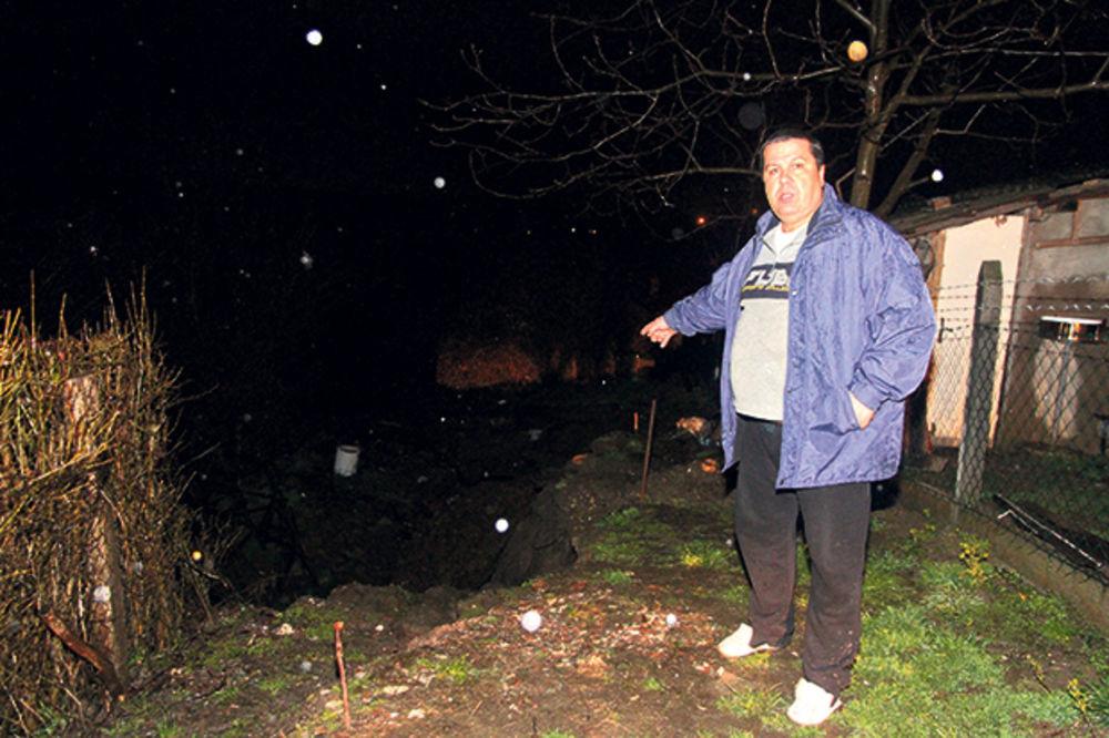 NEVREME U SRBIJI: Proradila klizišta, nestajala struja