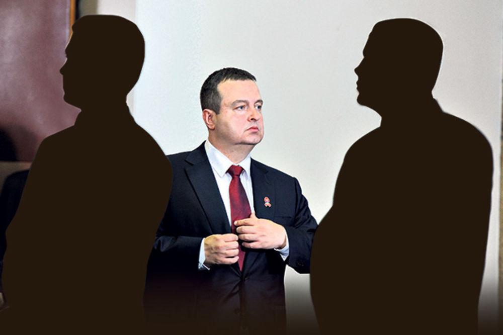 DAČIĆEVI MOMCI U SEKS-AFERI: Čelnici SPS plaćali elitne prostitutke!