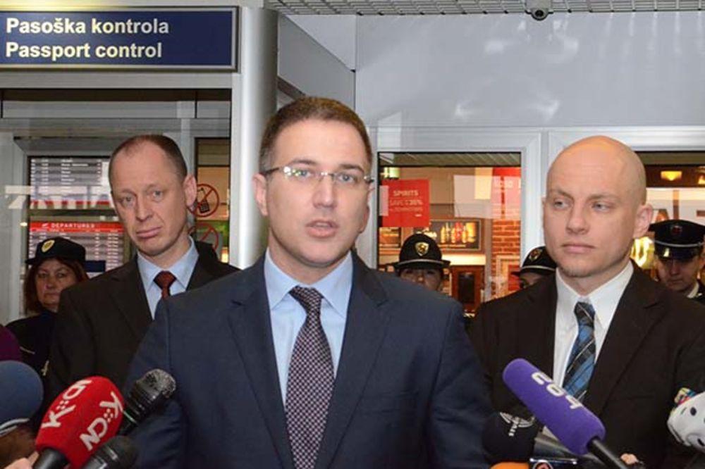 Stefanović: Kontrola dokumenata u skladu sa evropskim standardima