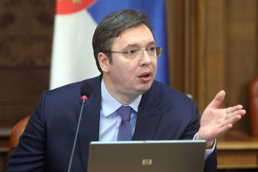 Vučić: Ne odustajem od privatizacije klubova, ali nemam podršku Partizana i Zvezde