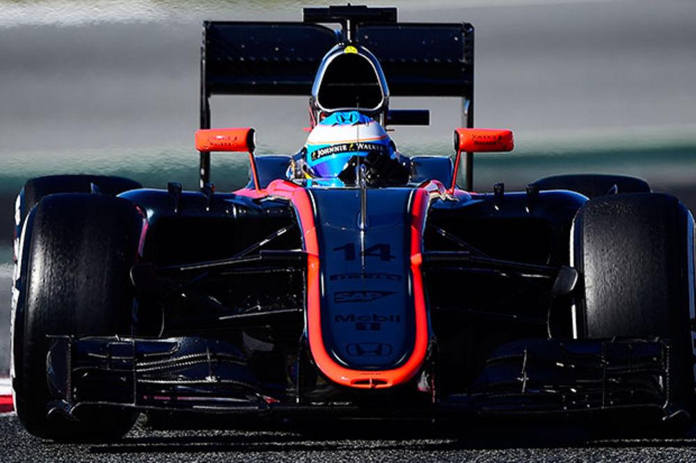 PREOKRET: Meklaren tvrdi da se Alonso nije vratio u 1995. godinu