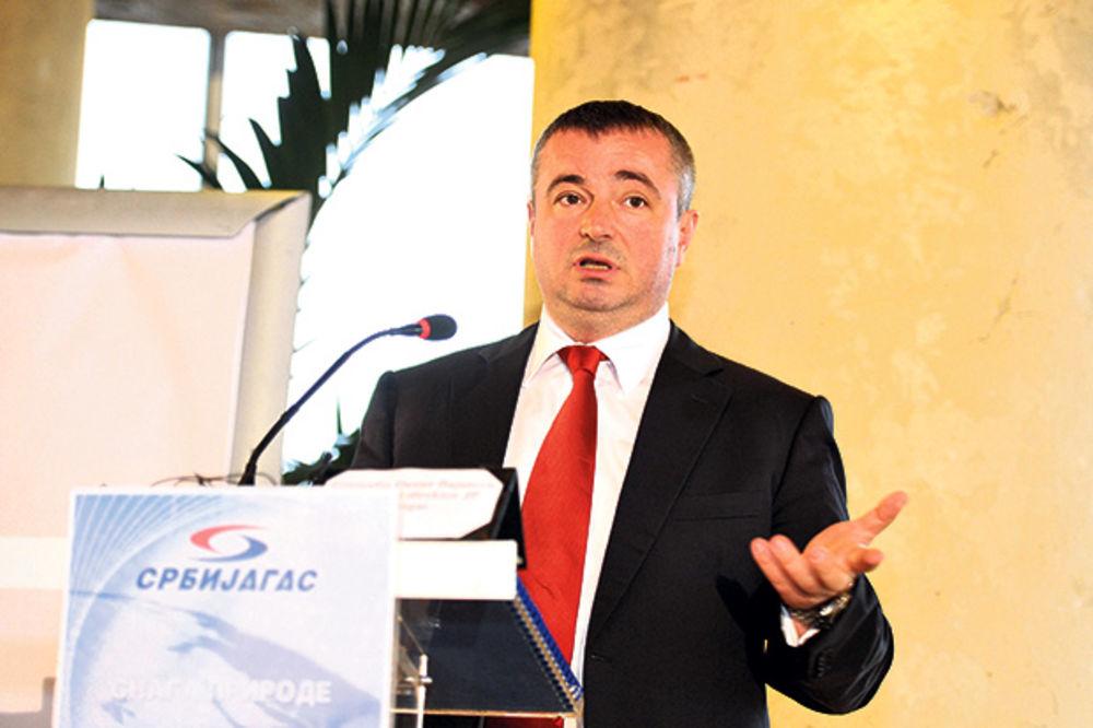 Dušan Bajatović: Od aprila jeftiniji gas