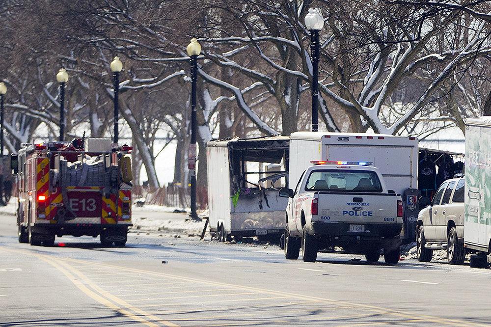 VAŠINGTON NA NOGAMA: Eksplozija u blizini Bele kuće