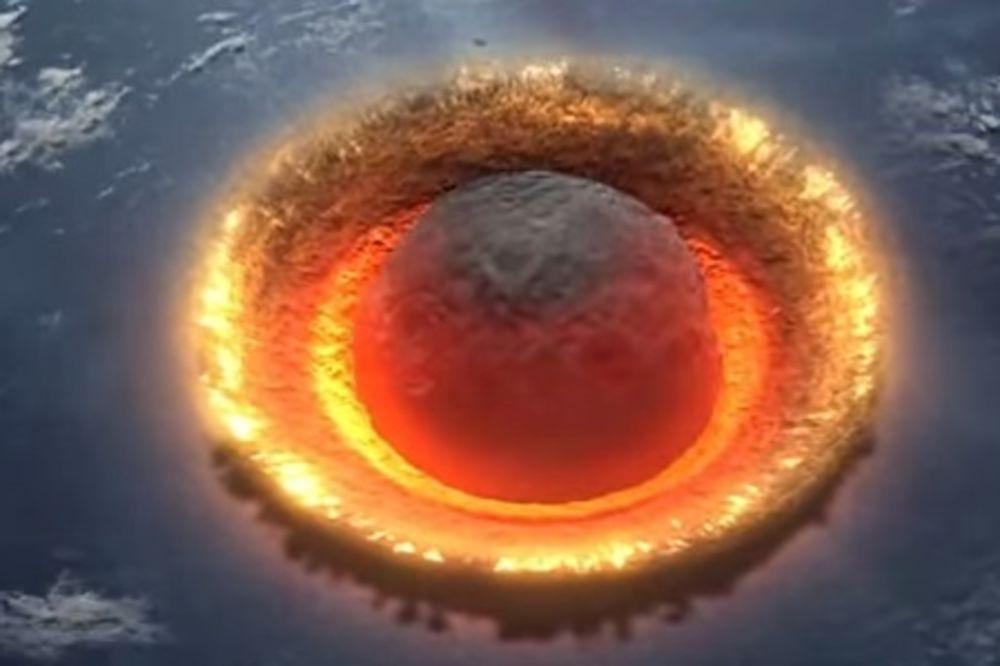 (VIDEO) ASTRONOM UPOZORAVA: 2017. godine udariće nas meteor, opasniji od onog u Rusiji!