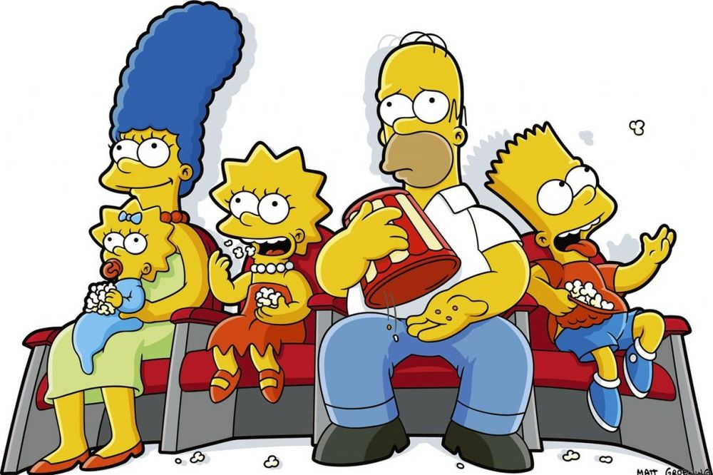 DA LI STE I VI PRIMETILI? Lik iz serije Simpsonovi krije veliku tajnu, gledaoci ga razotkrili!