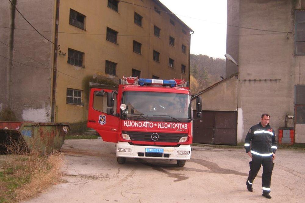 VALJEVO: Iscureo eksplozivni gas!
