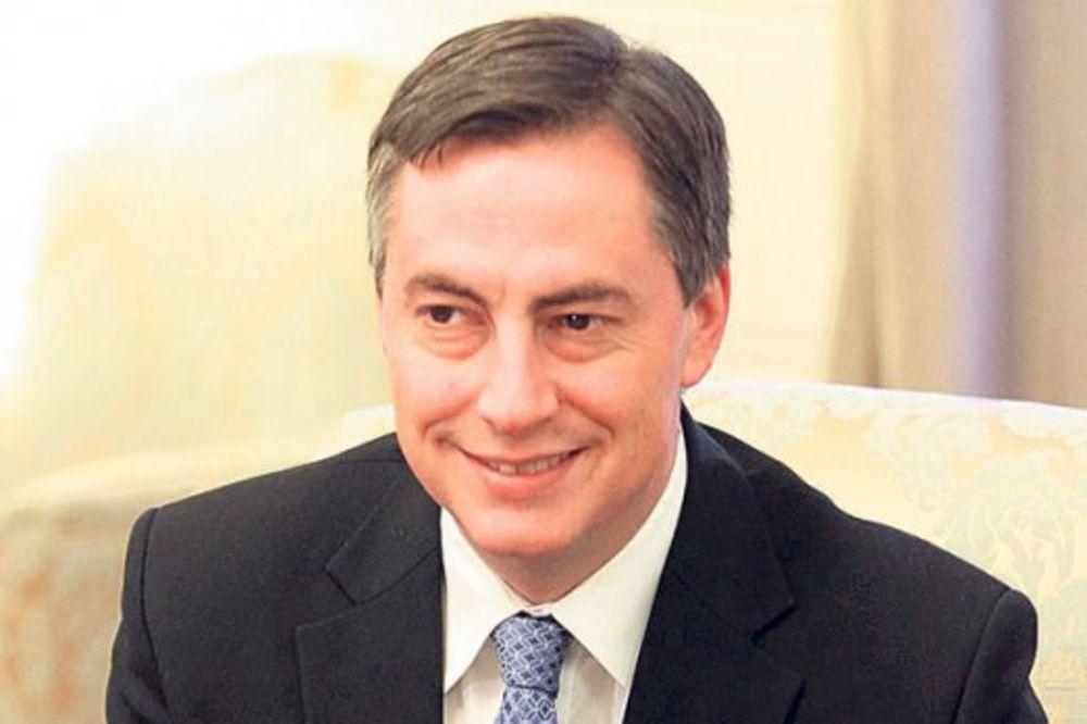 Dejvid Mekalister: Moguće je biti i Srbin i Evropljanin! Budite dobri Srbi i dobri Evropljani!