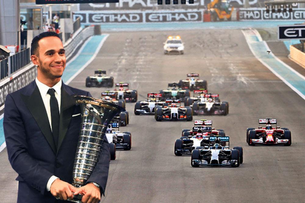Šokiraćete se kada saznate koliko će svetski šampion u F1 zarađivati po novom ugovoru