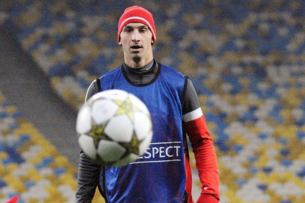 (VIDEO) PITANJE JE SAD: Zlatan Ibrahimović ili Ibrahim Zlatanović?!