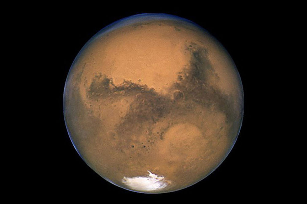 Hoće li naučnici uspeti da proizvedu kiseonik na Marsu?