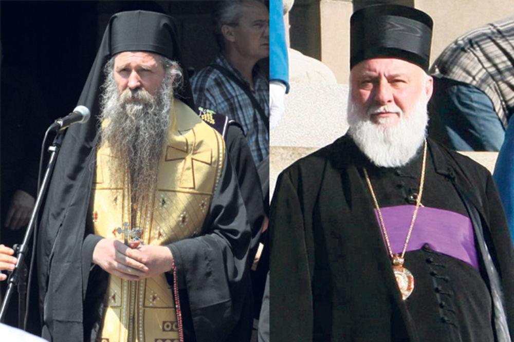 Sinod: Nikšićki episkop Joanikije zamenio Filareta