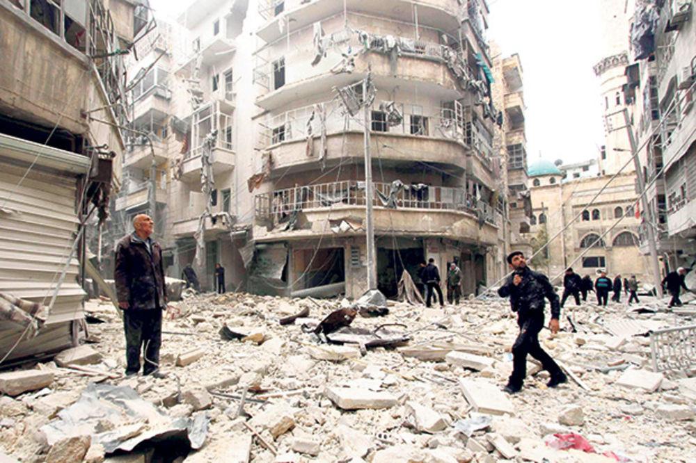 VELEOBRT U VAŠINGTONU: Amerika bi da se sa Asadom bori protiv ISIS!