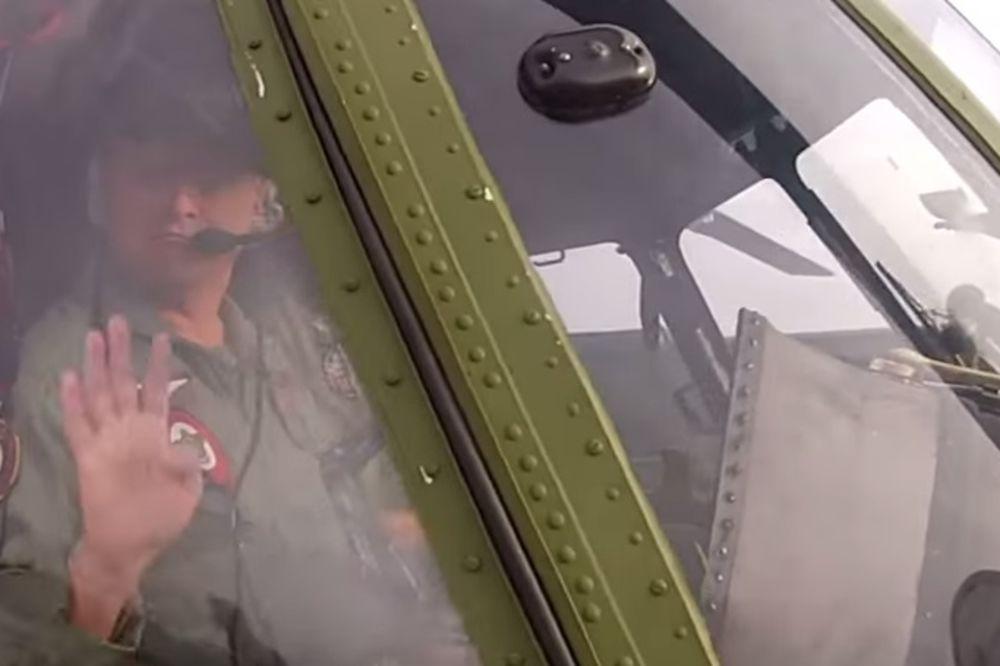 PILOTI SE OPROSTILI POTRESNIM VIDEOM OD SRPSKIH HEROJA: Odleteli su u petak i nisu nam se vratili