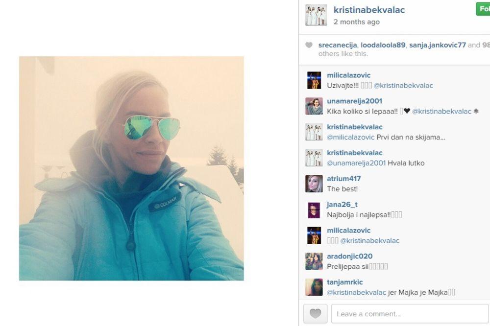 DONELA ODLUKU: Nakon čestih razmirica, Kristina Bekvalac raskinula sa Vladimirom