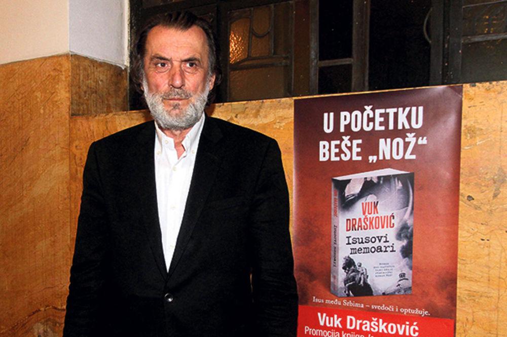 Vuk Drašković predstavio knjigu Isusovi memoari