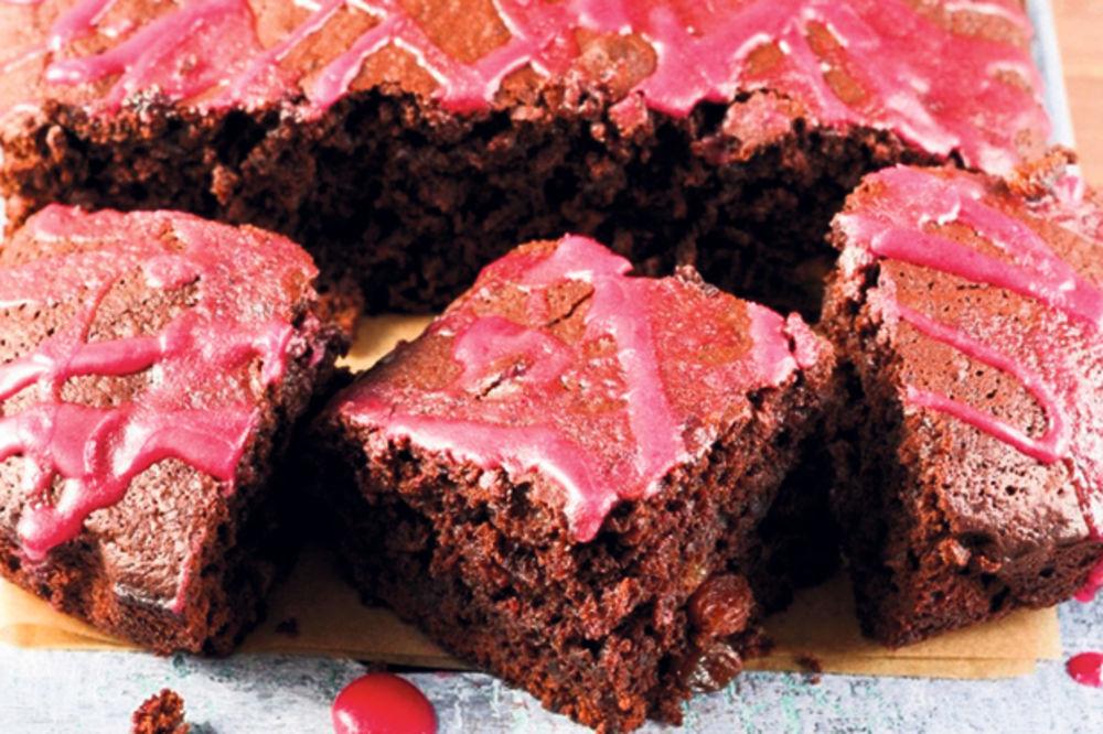 Čokoladni kolač sa cveklom