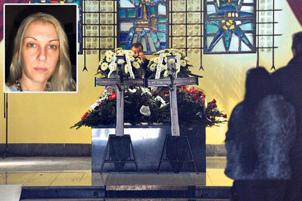 Muž glumice ubice: Nisu hteli da mi kažu kada je sahrana