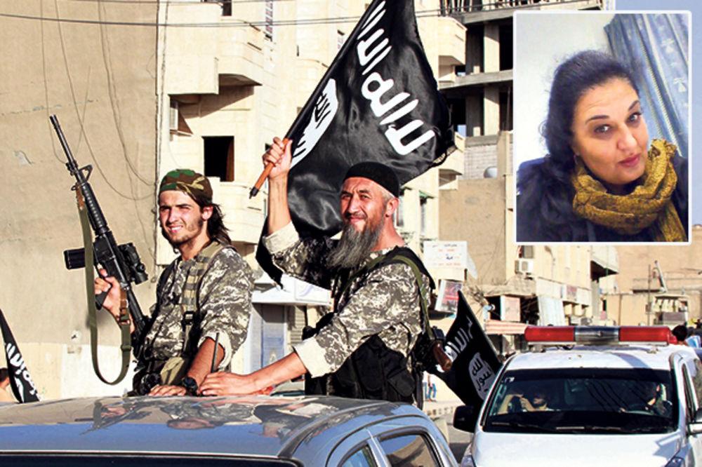 SRPKINJA IZ LIBIJE: Džihadisti nas ne diraju, ljubazni su prema nama