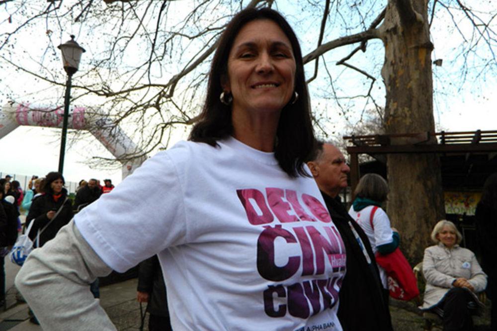 SPORT I ZDRAVLJE: Roze trka na Adi protiv raka dojke