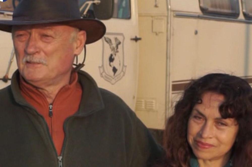 (VIDEO) KAMION JE NJIHOV DOM: Vili i Marga posle Aljaske i Patagonije odmaraju se u Kraljevu