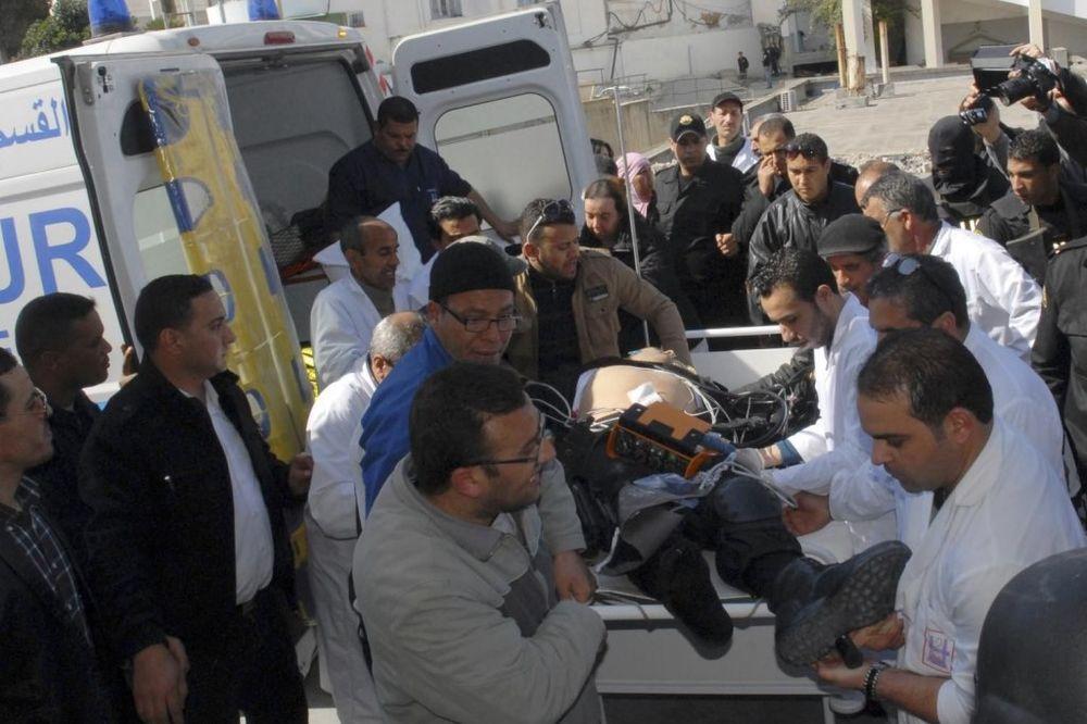 MASAKR U MUZEJU: Zbog napada u Tunisu 20 uhapšenih