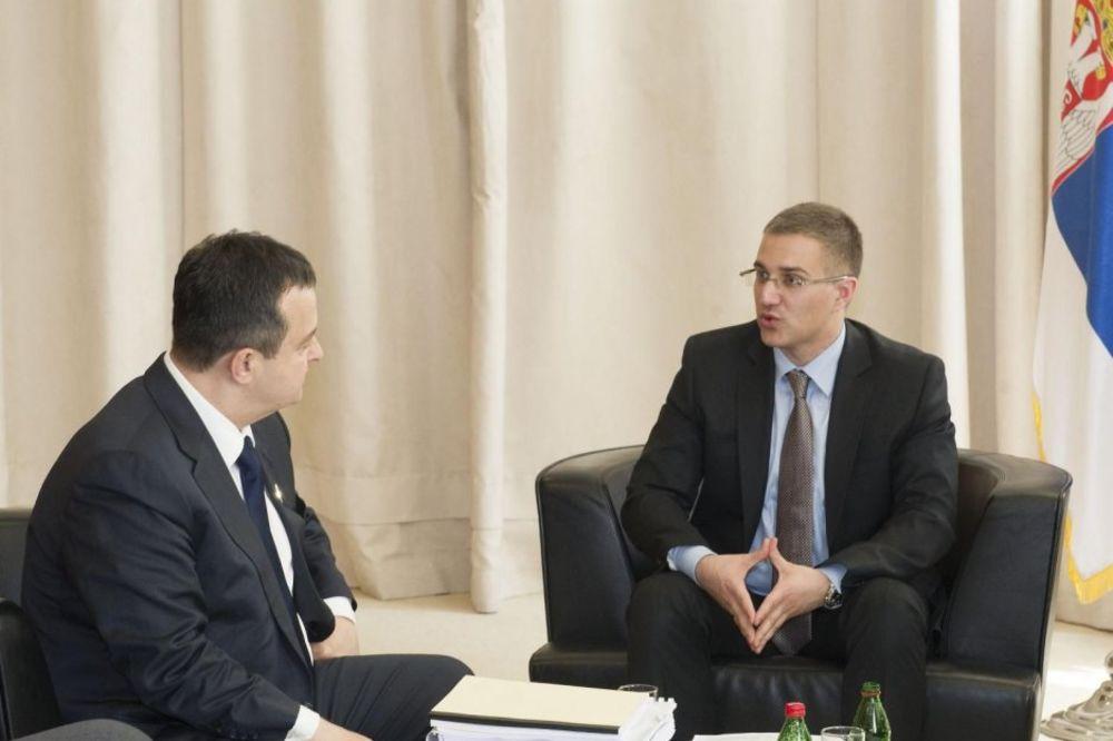 Dačić i Stefanović na konferenciji protiv terorizma u Beču
