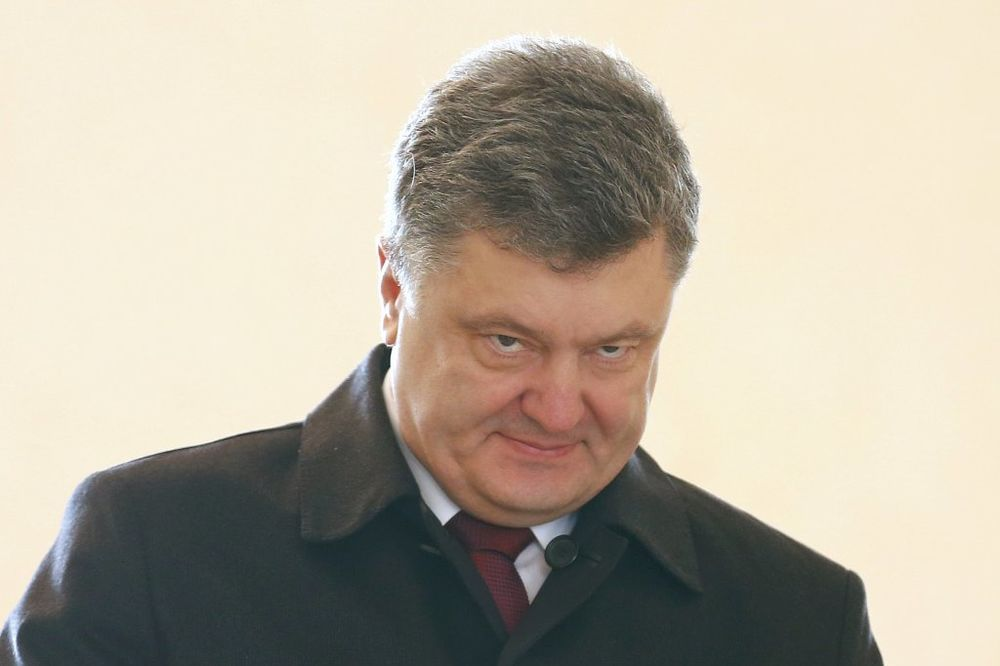 NEKOM RAT NEKOM BRAT: Predsedniku Ukrajine procvetao biznis