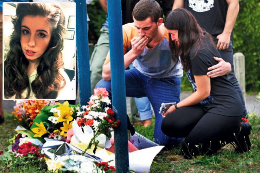 MAŠA VUKOTIĆ (17) UBIJENA U AUSTRALIJI: Srpkinju usred parka izbo nožem!