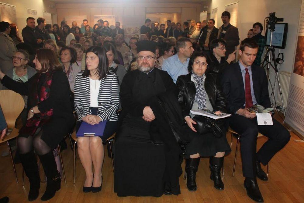 DA SE NE ZABORAVI: Srbi predstavili Bečlijama strahote Jasenovca