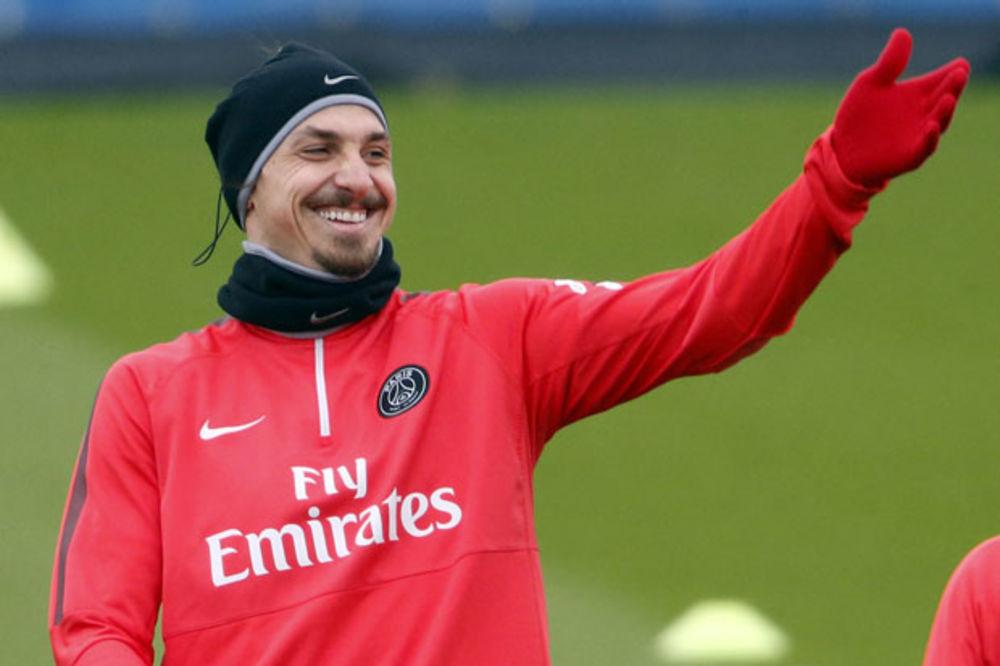 MENADŽER: Ibrahimović ima tehniku kao Mesi, karakter Alija i snagu Tajsona!