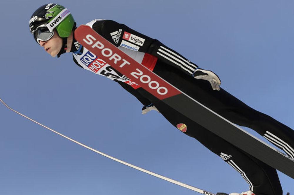 (VIDEO) Pogledajte kako iz prvog lica izgleda leteti 237,5 metara!