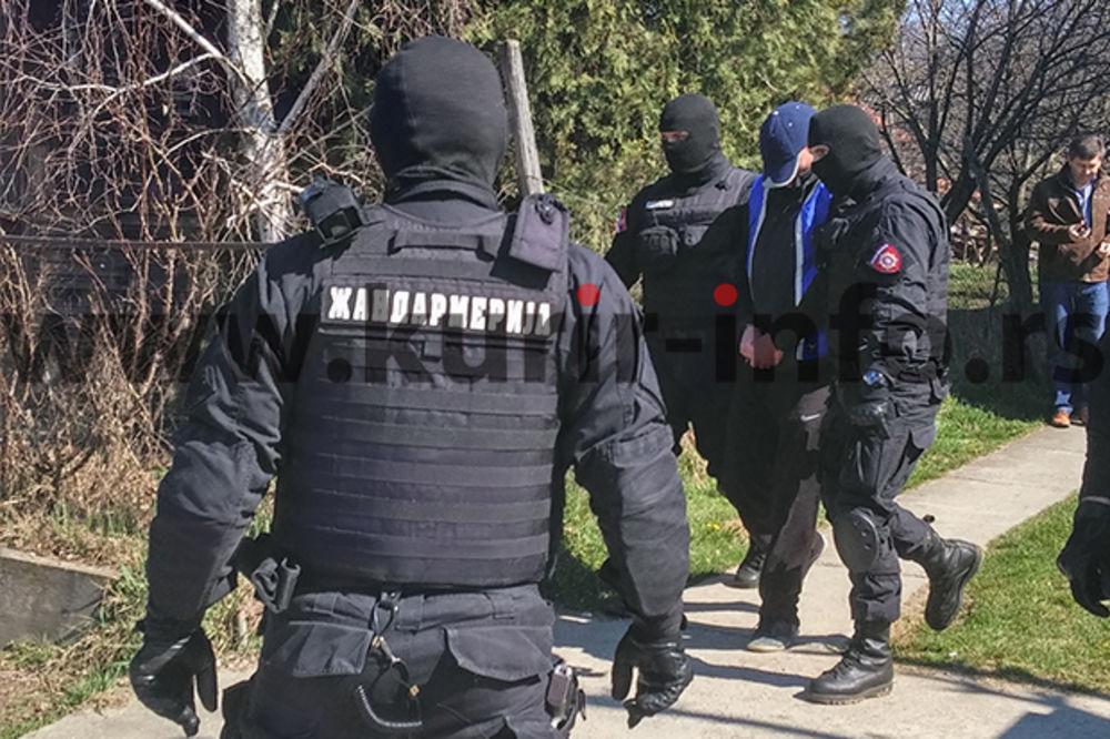 (KURIR TV) Pogledajte kako je uhapšen snajperista sa Petrovaradina!