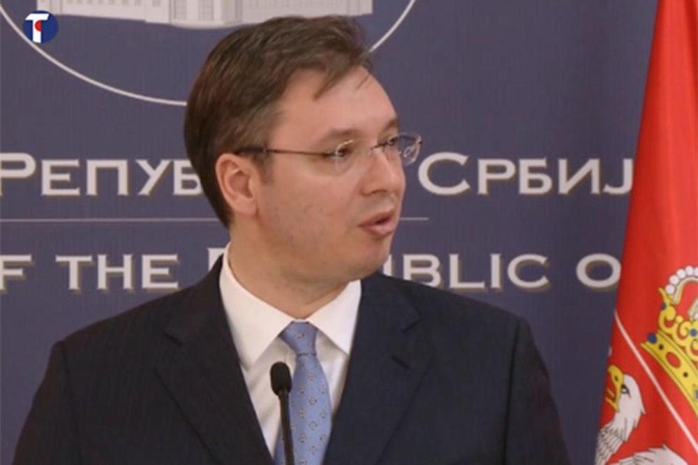 (VIDEO) Vučić: Mislim da je Tužilaštvo dobilo izveštaj o padu helikoptera