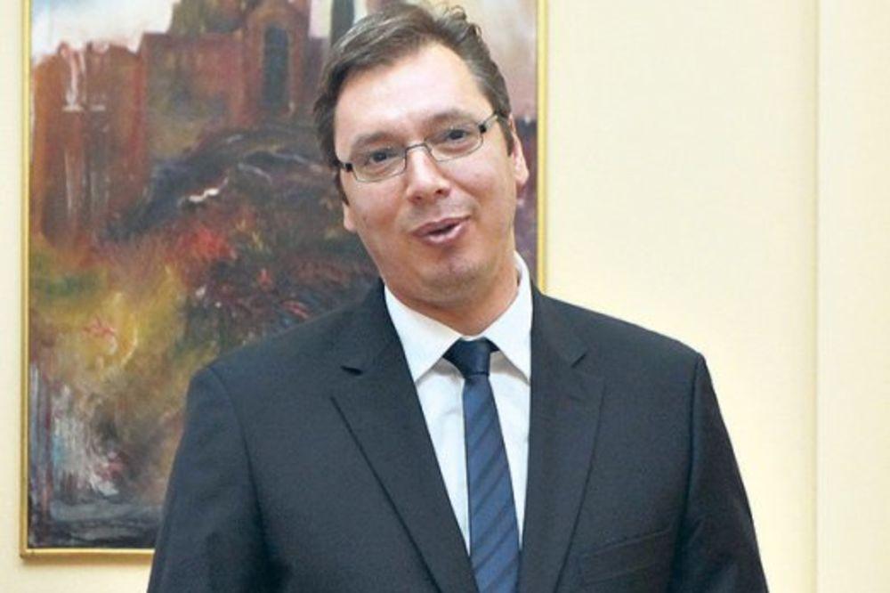 VUČIĆ: U Srbiji smo umorni od strpljenja prema EU