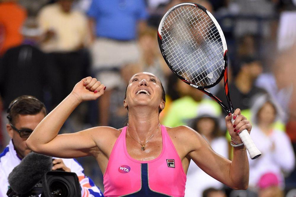 SAVLADALA NEMICU: Jelena Janković u finalu Indijan Velsa