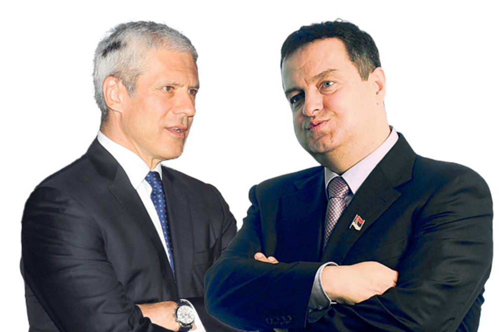 Dačić: Ulazak Tadića u Vladu bio bi horor!